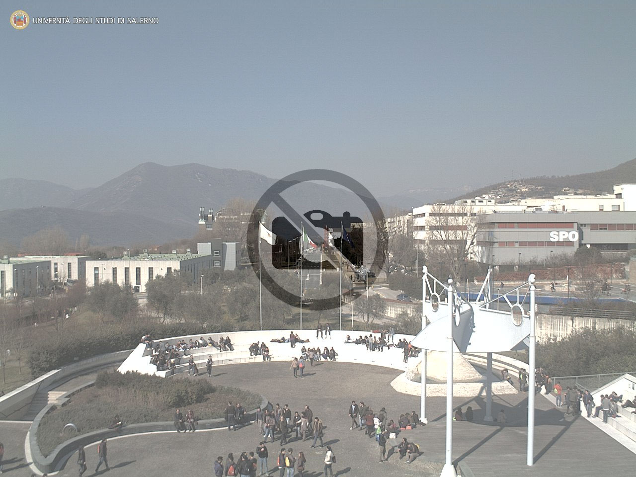Webcam Fisciano - Universita´ degli Studi di Salerno